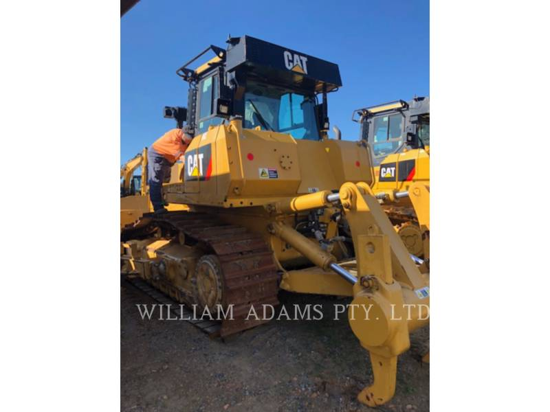 CATERPILLAR KETTENDOZER D7E equipment  photo 8