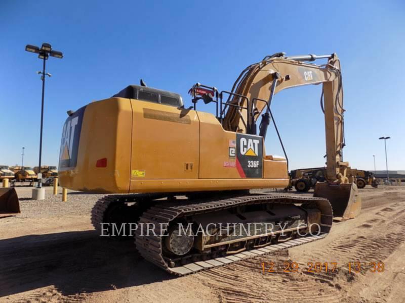 CATERPILLAR TRACK EXCAVATORS 336F     P equipment  photo 2