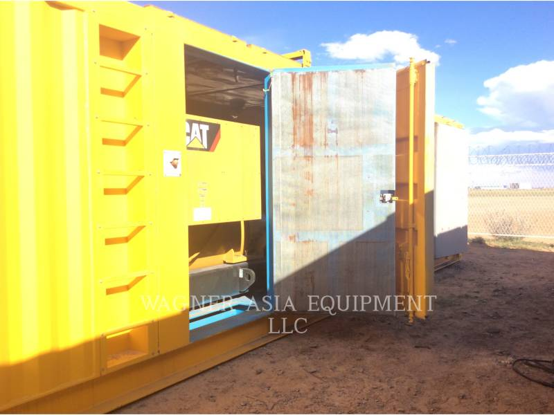 GENSET STATIONARY GENERATOR SETS CAT3516B equipment  photo 21