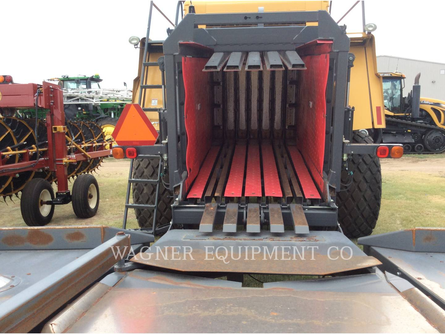 Detail photo of 2011 AGCO LB44B from Construction Equipment Guide