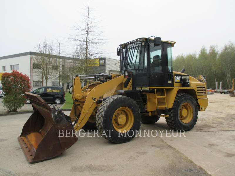 CATERPILLAR RADLADER/INDUSTRIE-RADLADER 914G2 equipment  photo 2
