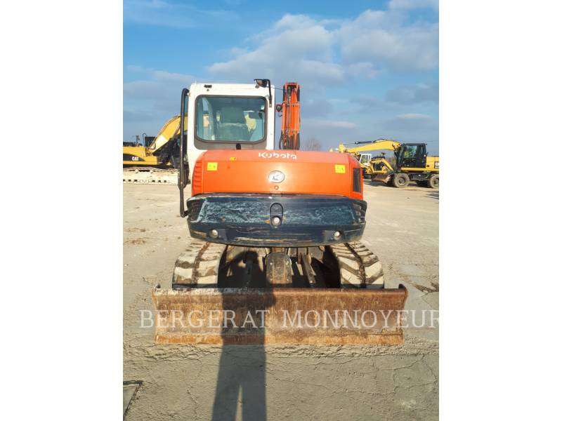 KUBOTA TRACTOR CORPORATION ESCAVATORI CINGOLATI KX080.3 equipment  photo 4