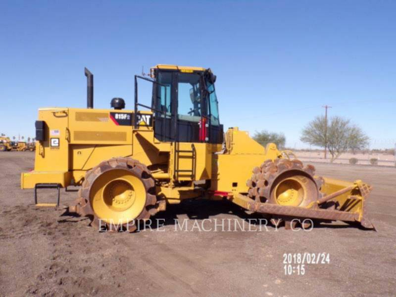 CATERPILLAR コンパクタ 815F equipment  photo 13