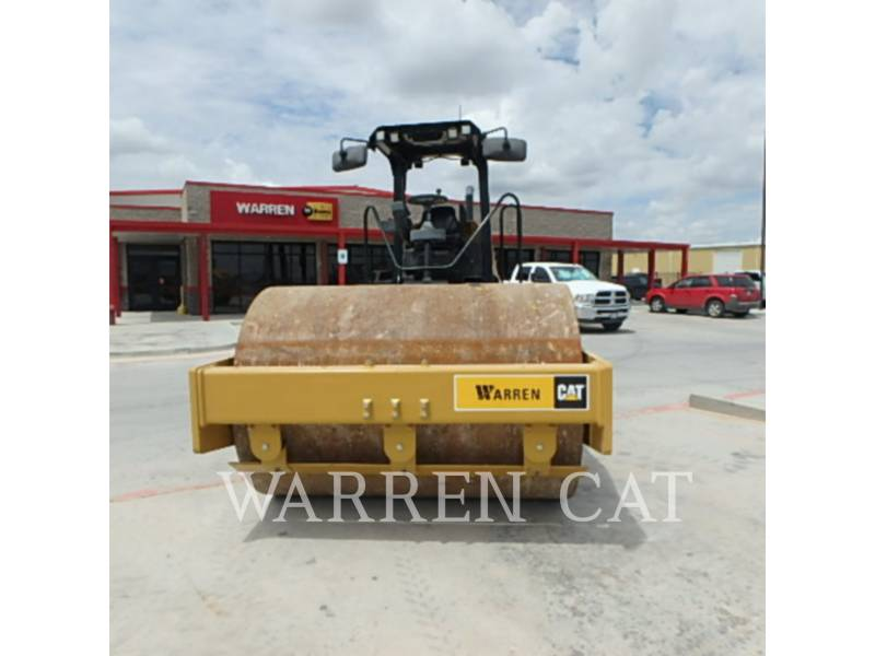CATERPILLAR PAVIMENTADORA DE ASFALTO CS56B equipment  photo 4