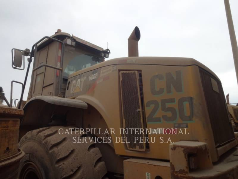 CATERPILLAR PÁ-CARREGADEIRAS DE RODAS/ PORTA-FERRAMENTAS INTEGRADO 966H equipment  photo 4