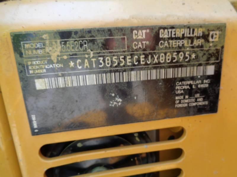 CATERPILLAR ESCAVADEIRAS 305.5E2CR equipment  photo 9