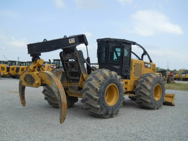 CATERPILLAR FORESTRY - SKIDDER 535D equipment  photo 5