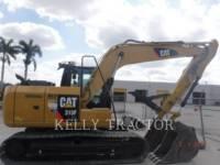 CATERPILLAR TRACK EXCAVATORS 313FLGC equipment  photo 5