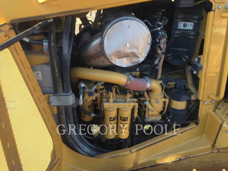 CATERPILLAR TRACK TYPE TRACTORS D7E LGP equipment  photo 1
