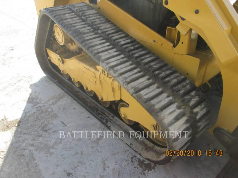 CATERPILLAR UNIWERSALNE ŁADOWARKI 289DLRC equipment  photo 8
