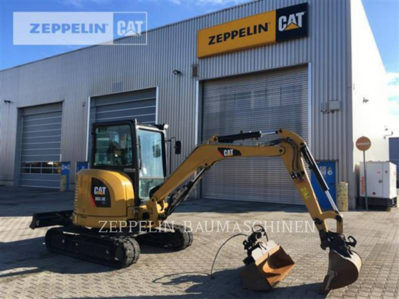 CATERPILLAR KOPARKI GĄSIENICOWE 303.5ECR equipment  photo 1