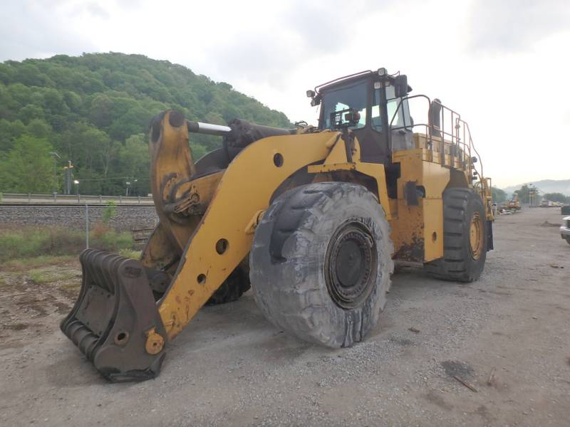 CATERPILLAR MINING WHEEL LOADER 988K equipment  photo 4