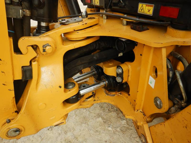CATERPILLAR GRAAF-LAADCOMBINATIES 420FST equipment  photo 22