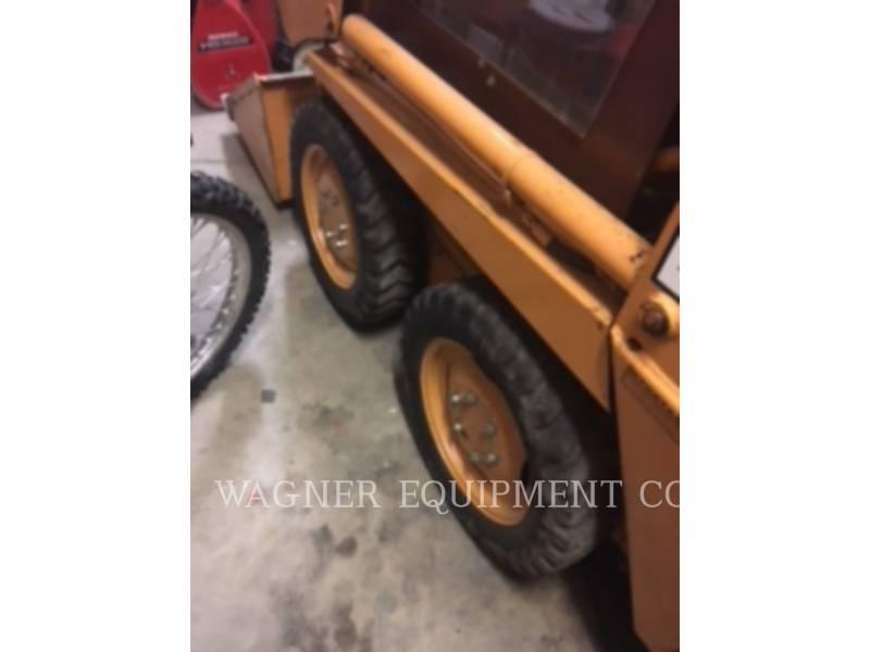 CASE SKID STEER LOADERS 1818 equipment  photo 7