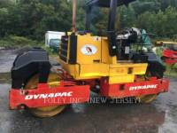 Equipment photo DYNAPAC CC211 VIBRATORY DOUBLE DRUM ASPHALT 1