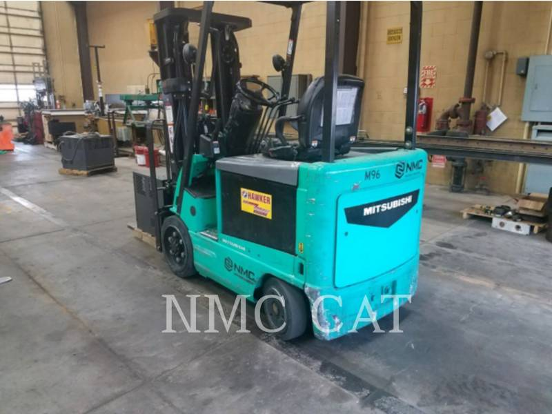 MITSUBISHI FORKLIFTS FORKLIFTS FBC20N1_MT equipment  photo 1