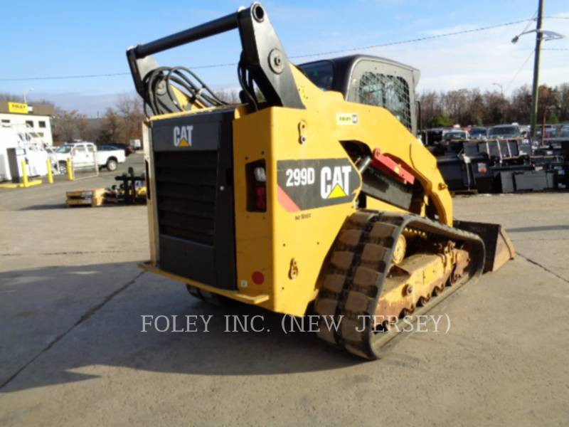 CATERPILLAR MINICARGADORAS 299D equipment  photo 5