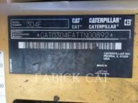 CATERPILLAR TRACK EXCAVATORS 304E CR equipment  photo 19