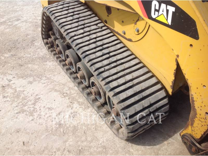 CATERPILLAR CARGADORES MULTITERRENO 257B3 A2Q equipment  photo 13