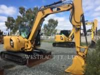 Equipment photo Caterpillar 308E2CRSB EXCAVATOARE PE ŞENILE 1