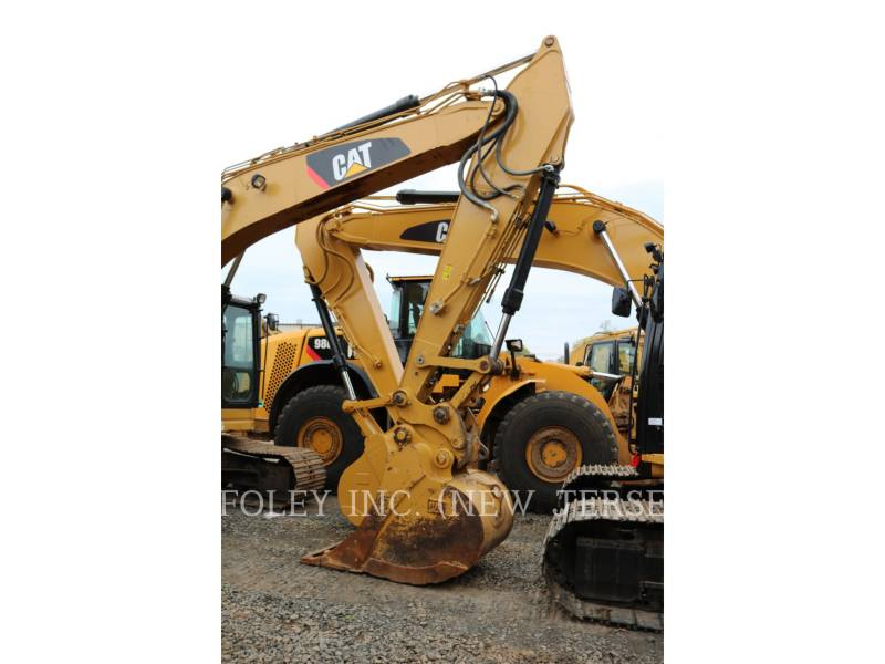 CATERPILLAR TRACK EXCAVATORS 321DLCR TC equipment  photo 3