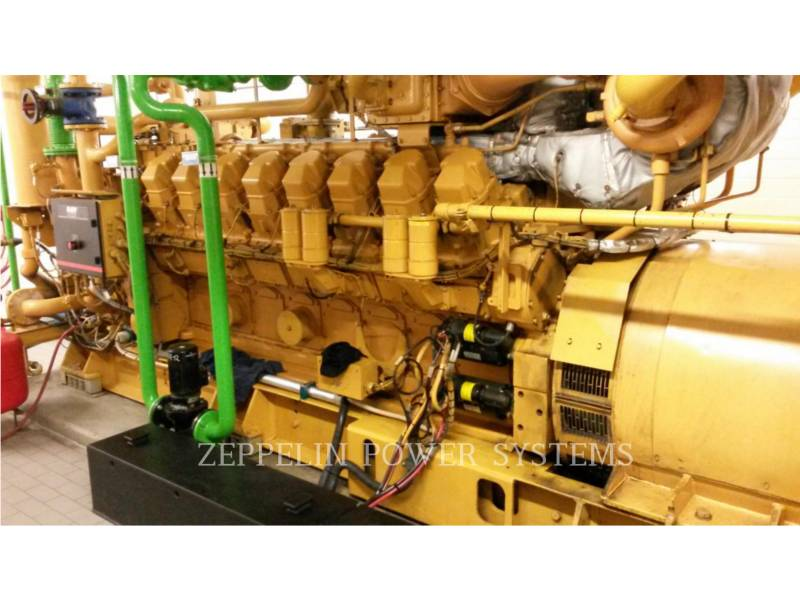 CATERPILLAR FIJO - GAS NATURAL G3516B equipment  photo 1