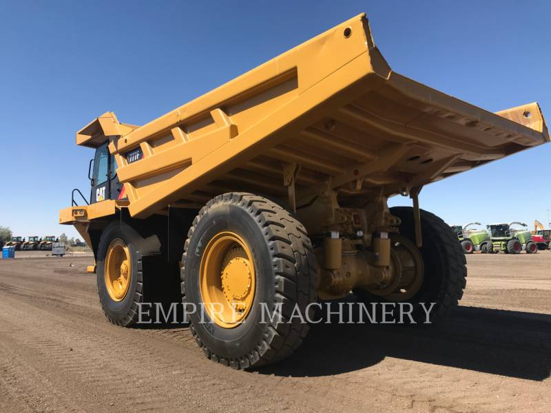 CATERPILLAR DUMPER A TELAIO RIGIDO 777F equipment  photo 12