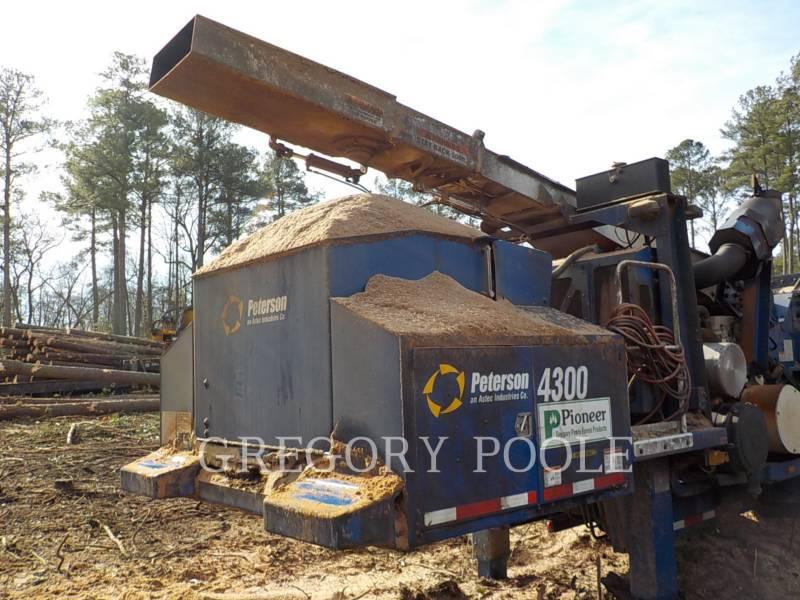 PETERSON CHIPPER, HORIZONTAL 4300 equipment  photo 2