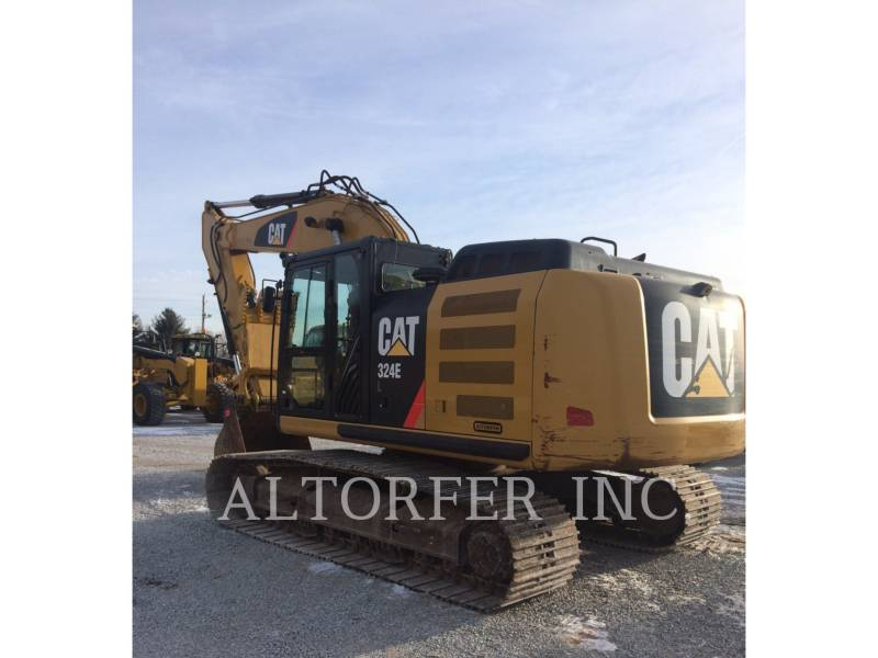 CATERPILLAR PELLES SUR CHAINES 324EL equipment  photo 2