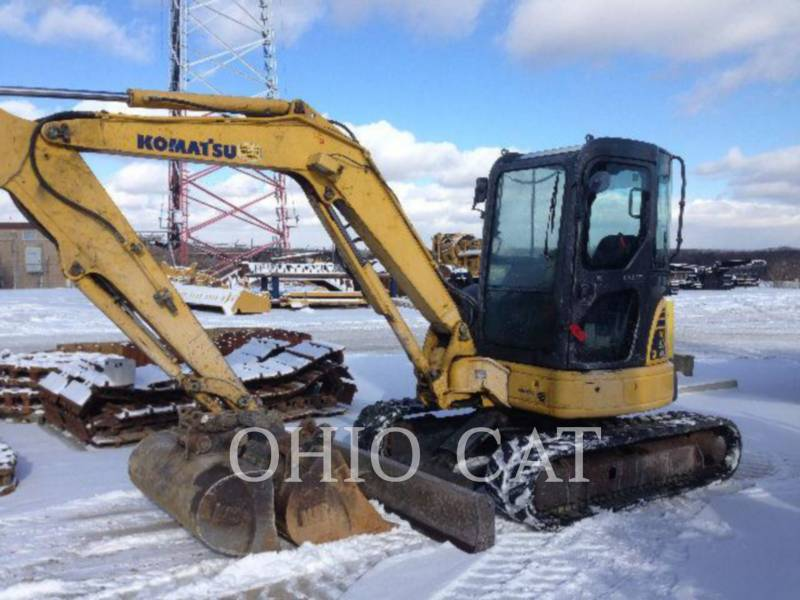 KOMATSU AMERICA/KOMATSU EXCAVADORAS DE CADENAS PC50 equipment  photo 1