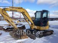 Equipment photo KOMATSU AMERICA/KOMATSU PC50 TRACK EXCAVATORS 1