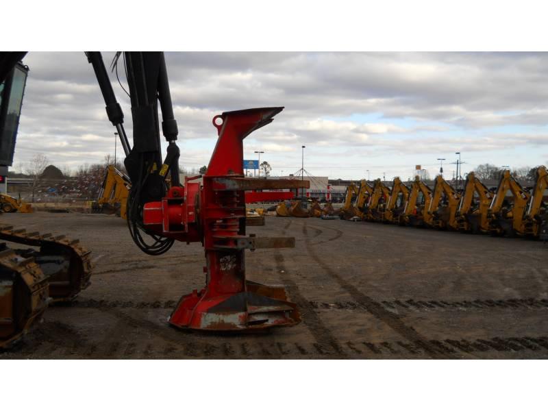 CATERPILLAR 林業 - フェラー・バンチャ - トラック 522B equipment  photo 12