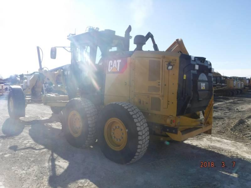 CATERPILLAR NIVELEUSES 140M3AWD equipment  photo 4
