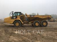 CATERPILLAR CAMINHÕES ARTICULADOS 725C equipment  photo 2