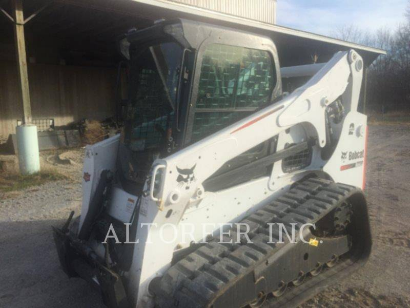 BOBCAT CHARGEURS COMPACTS RIGIDES T770 equipment  photo 1