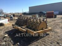 Equipment photo N-AMERICAN DD4048 COMPACTEURS TRACTÉS 1