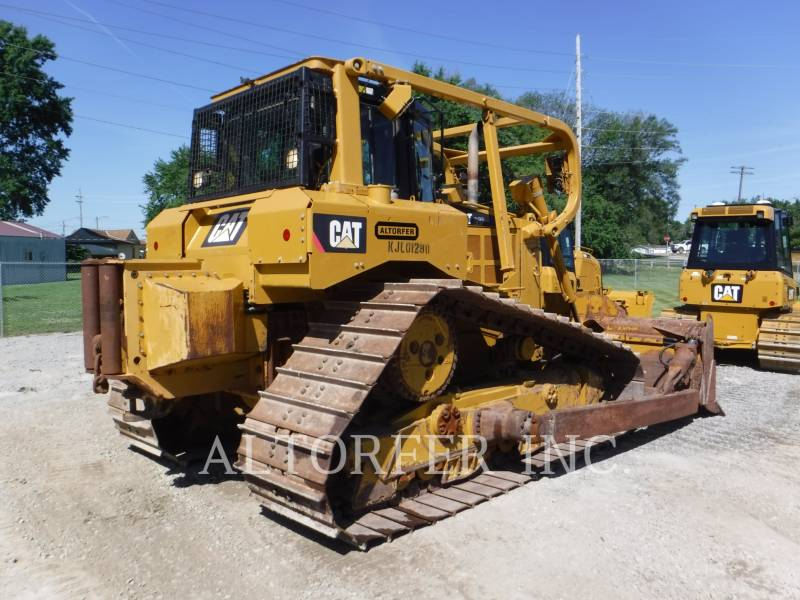 CATERPILLAR TRACK TYPE TRACTORS D6T LGP W equipment  photo 4