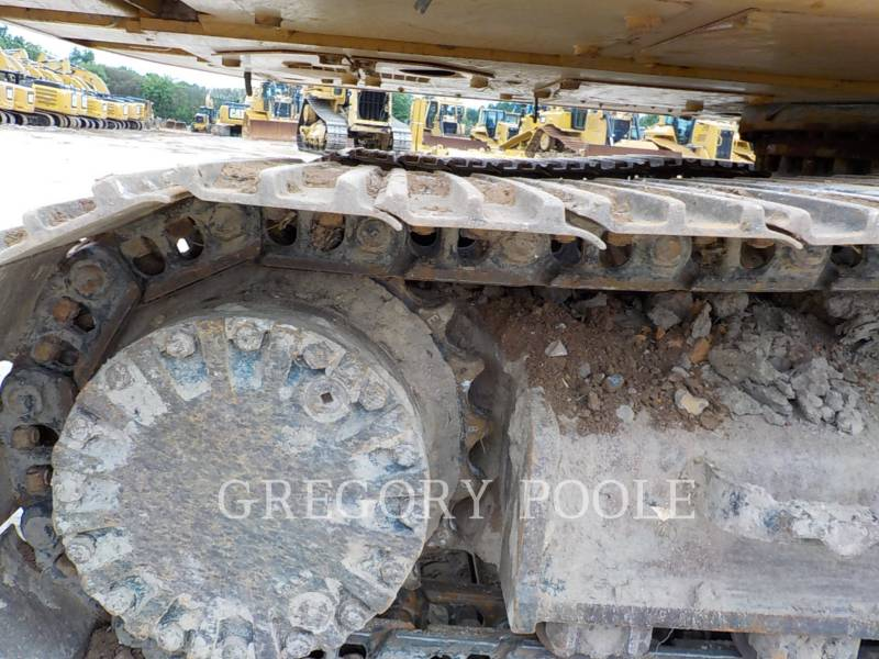 CATERPILLAR TRACK EXCAVATORS 320E L equipment  photo 23