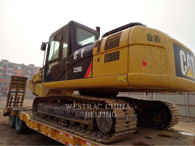 CATERPILLAR EXCAVADORAS DE CADENAS 320D equipment  photo 22