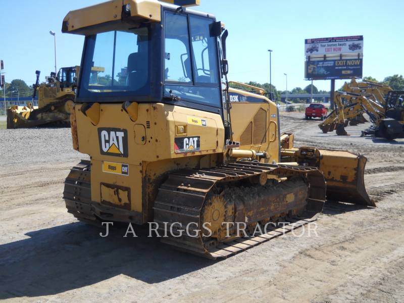CATERPILLAR TRACK TYPE TRACTORS D3KLGP A equipment  photo 5