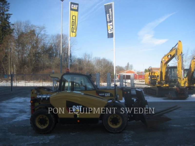 CATERPILLAR ŁADOWARKI TELESKOPOWE TH 255 equipment  photo 2
