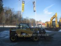 CATERPILLAR TELEHANDLER TH 255 equipment  photo 2