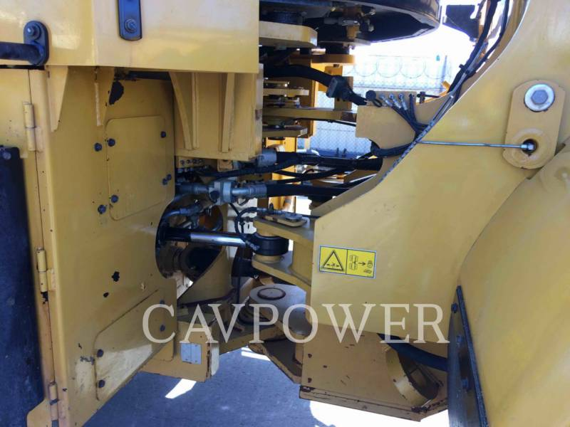 CATERPILLAR RADLADER/INDUSTRIE-RADLADER 972 K equipment  photo 12