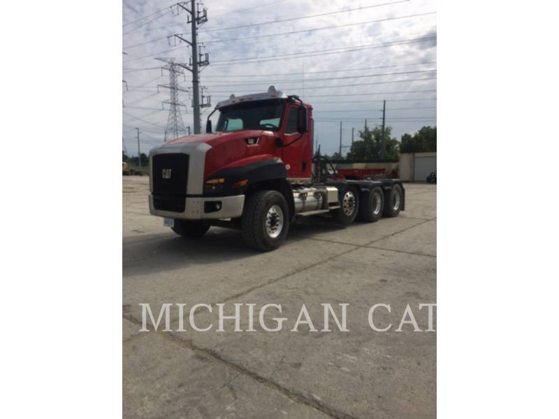 CATERPILLAR ON HIGHWAY TRUCKS CT660 TS15M18 equipment  photo 1