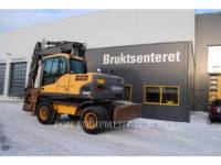 VOLVO PELLES SUR CHAINES EW140C equipment  photo 5