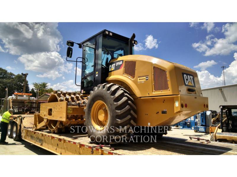 CATERPILLAR PALE COMPATTE SKID STEER CP56B equipment  photo 1