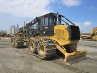 CATERPILLAR FORSTWIRTSCHAFT - FORWARDER 574 equipment  photo 2