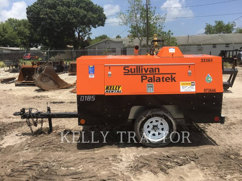 SULLIVAN COMPRESSORE ARIA (OBS) D185P DZ equipment  photo 1