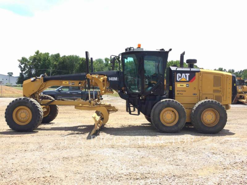 CATERPILLAR MOTONIVELADORAS 140M LC14 equipment  photo 7