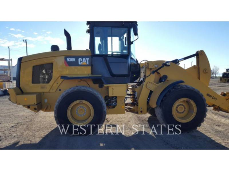 CATERPILLAR CARGADORES DE RUEDAS 930K equipment  photo 2